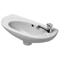 Узкая раковина для ванной