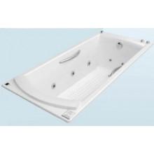 Чугунная ванна 170х75 см