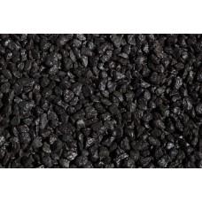 Черный щебень